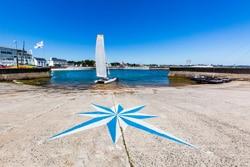 La base nautique de Carnac avec le Yacht Club Carnac