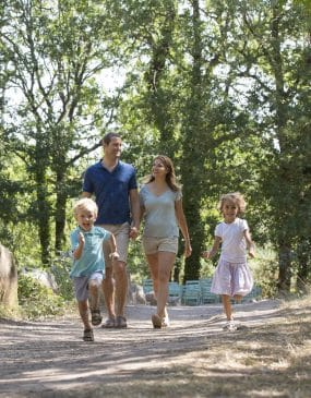 A family walk in Carnac