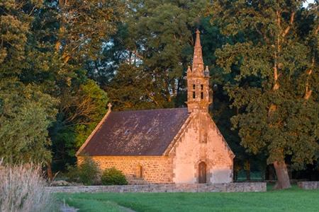 La chapelle de la Madeleine à Carnac