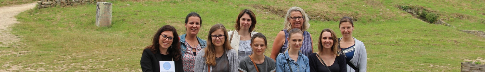 L'équipe de l'Office de tourisme de Carnac