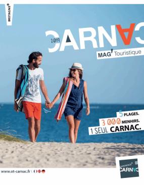Mag' touristique Office de tourisme de Carnac
