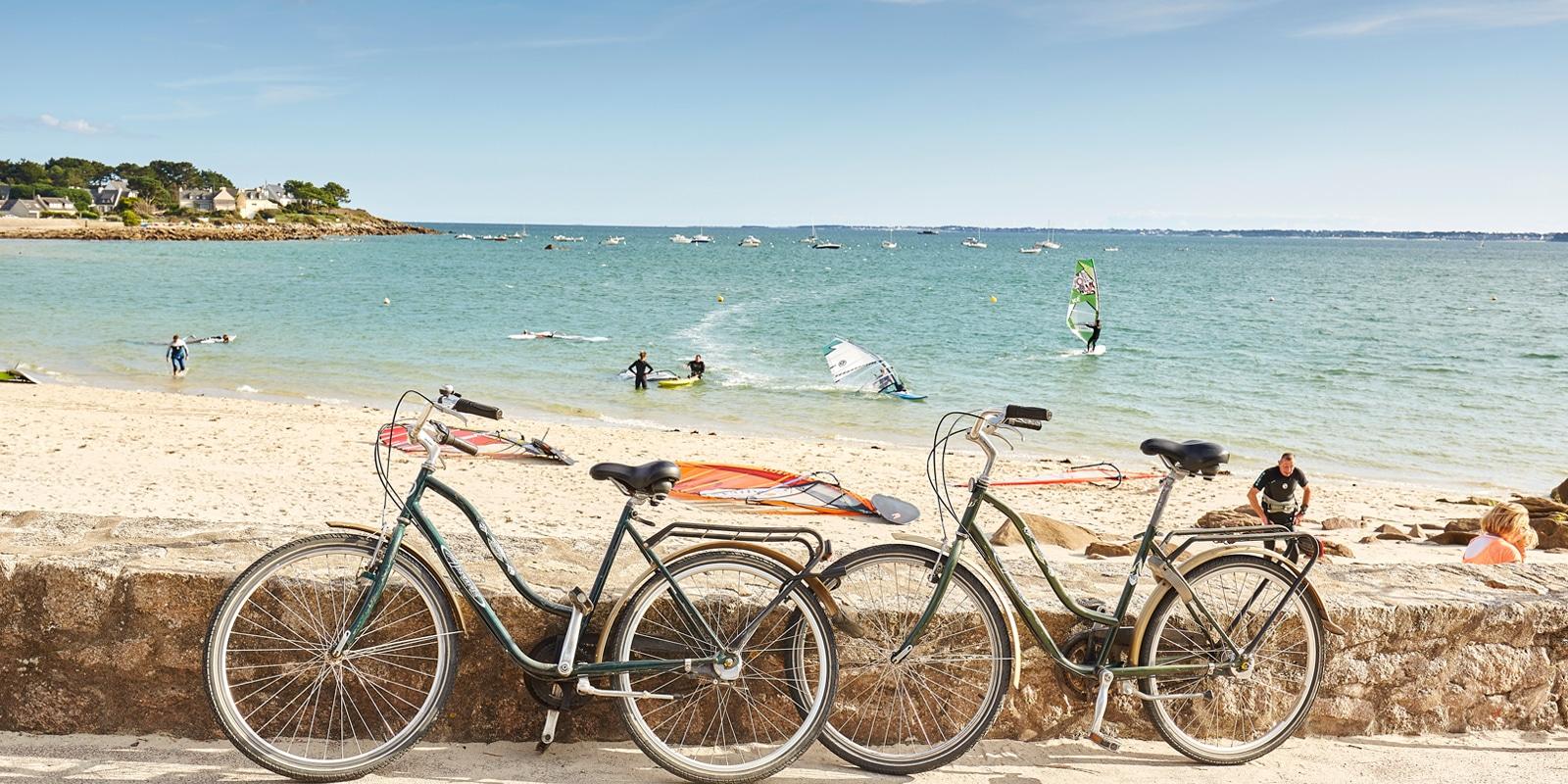 Un week-end à Carnac sur la plage de Saint Colomban