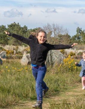 Week-end avec les enfants dans les menhirs de Carnac