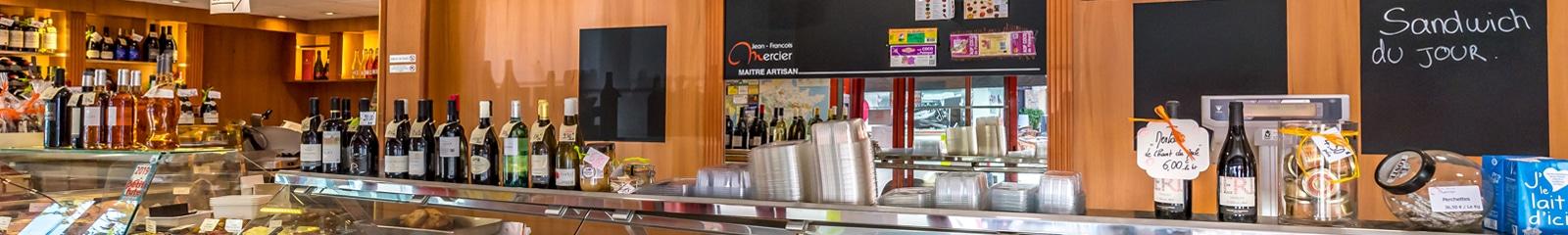 Traiteur et autres commerces alimentaires à Carnac
