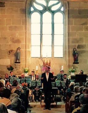 concert de musique classique du Festival Terraqué à Carnac