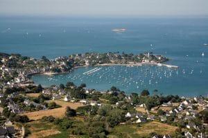 Port Navalo à Arzon sur la presqu'île de Rhuys copyright Marc SCHAFFNER - Morbihan Tourisme