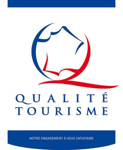 Logo de la marque Qualité Tourisme