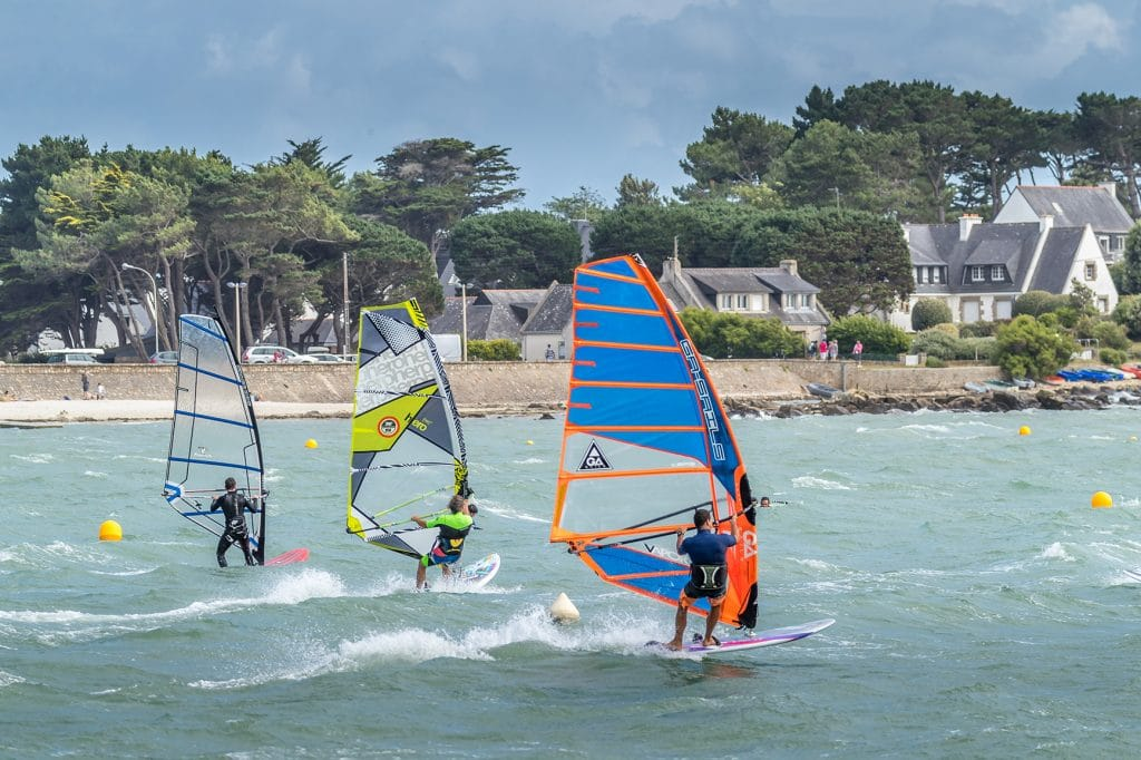 Saint-Colomban windsurf