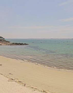 Webcam de la plage de Saint Colomban à Carnac